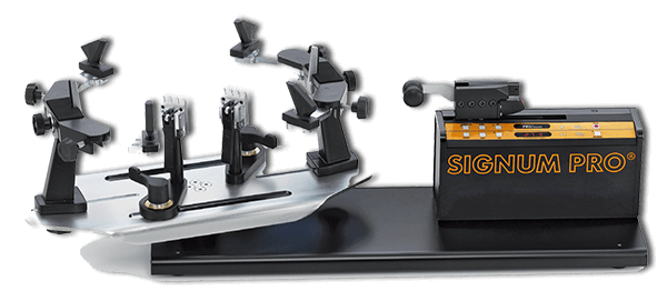 Signum Pro - S-Line Stringing machines